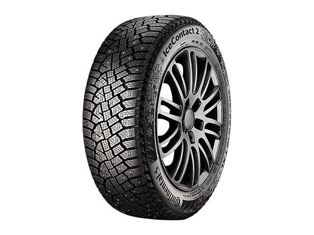 195/65 R15 Continental IceContact 2 95T XL шип