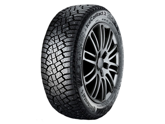 155/70 R13 Continental IceContact 2 75T шип